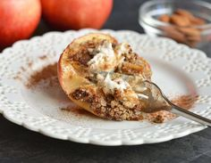 These Healthy Baked Apples Taste Just Like Apple Pie, Without the Crust