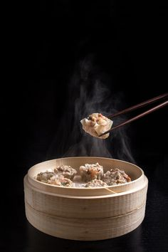 Make this Chinese dim sum Shumai Recipe (燒賣, Siu Mai, Shaomai, or Siomai). Flavorful Pork Dumplings with crunchy shrimps, bouncy pork & fragrant mushrooms. Great make ahead freezer meals!
