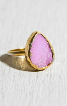 obsessed with all things geode