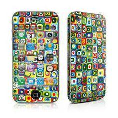 Line Art iPhone Decals |Line Art iPhone Decals