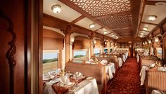 Deccan Odyssey | All Aboard: 5 New Luxury Trains to Book This Year