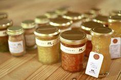 猫の手舎(高浪 薫) ジャム、シロップ、チャイの素&ピクルス : Jam, pickles and syrup Kaoru Takanami japan