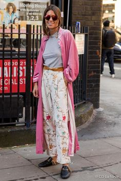 London Fashion Week J.W.Anderson AW17 Street Style