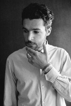 Christopher Abbott, way to handsome