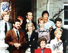 Susan Sulliavan as Maggie Gioberti Channing on the primetime soap opera Falcon Crest (1981-1989)