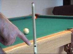 Billiards and Pool Aiming - FAQ answers