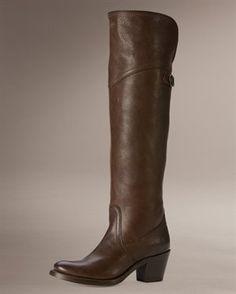 I <3 Frye Boots