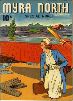Myra North Special #Nurse