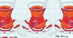 Çay içmek isteyen #etamin #kanaviçe #etaminhavlu #çay #crossstitch #puntodecruz #çarpıişi #gunaydin #goodmorning #happy #handmade