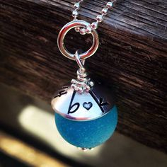 Hey, I found this really awesome Etsy listing at https://www.etsy.com/listing/189352719/hand-stamped-something-blue-wedding-date