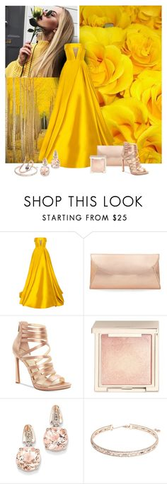 """""""alex perry silk gown"""" by art-gives-me-life ❤ liked on Polyvore featuring Alex Perry, Steve Madden, Jessica Simpson, Jouer, BillyTheTree, Anne Klein and contestentry"""