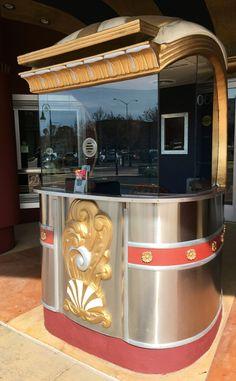 Empress Theater ticket booth Vallejo, California Zippertravel.com