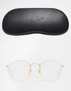 eb3948b987 Ray-Ban Round Metal Glasses. Sunglasses ...