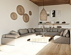 Concept design and rendering of interior Behance, Concept, Couch, Live, Gallery, Interior, Furniture, Design, Home Decor