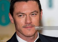 Luke Evans attends the EE British Academy Film Awards at The Royal Opera House on February 8, 2015 in London, England.
