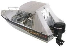 New 2008 Crestliner Boats Canadian 1650 Multi-Species Fishing Boat