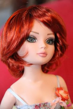 luluzinha kids ❤ bonEcas - Essential Ellowyne, Too Wigged Out Beautiful Barbie Dolls, Pretty Dolls, Cute Dolls, Effanbee Dolls, Blythe Dolls, Girl Dolls, Valley Of The Dolls, Realistic Dolls, Doll Repaint