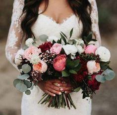 Durable Vintage Flower Basket Lace Bowknot Fleur Bouquet for Ceremony Wedding