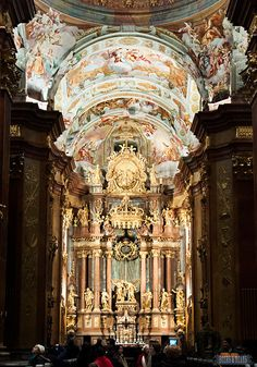 Discovering Divinity at Melk Abbey in Austria