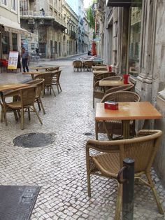 Portas de Santo Antão - Lisbon  -  Capital  -  Portugal