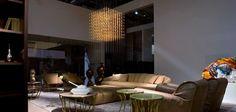 Design Mobel – Hinzufügen Schimmer auf Ihre Interiors: Q3 Chandelier von Baxter
