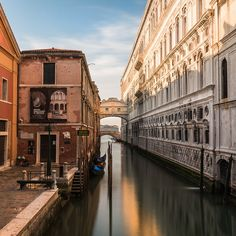 Venedig - Ponte Dei Sospiri