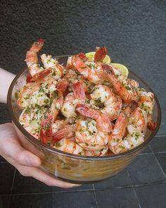 Shrimp Scampi Recipe from America's Test Kitchen Family Cookbook