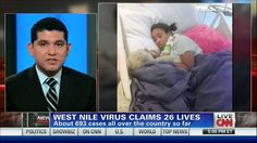 CNN Nick Valencia tells Jordan's battle to survive the bite of West Nile