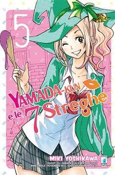 Prezzi e Sconti: #Yamada-kun e le 7 streghe vol. 5 miki  ad Euro 3.65 in #Star comics #Media libri letterature graphic