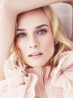You should be smart enough to know that you don't know everything. But you have to believe in yourself. I certainly do. Diane Kruger by Simon Emmett