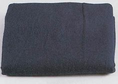 $24.98  Navy Blue 70% Virgin Wool Blanket