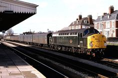 Class 40 at Hereford