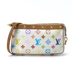 Louis Vuitton Accessory Pouch in Multicolor - Beyond the Rack