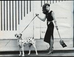 Gia Carangi, Vogue, novembre 1978