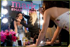 Lucy Hale Wants You To Embrace All Your Quirks | lucy hale embrace quirks beauty chat mark girl nyc 02 - Photo