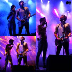 Money For Rope Band - performing at NH7 Concert 2014