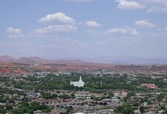 I love being LDS -  St George, UT LDS Temple 540a / http://www.mormonproducts.net/?p=195
