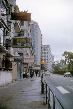 Park Hotel, Chatham Rd., May 1966