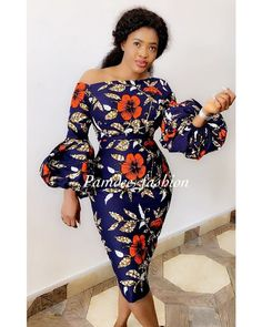 2019 African Fashion: Latest Beautiful Ankara Styles To Try out - Kleider - Short African Dresses, Ankara Short Gown Styles, Latest African Fashion Dresses, African Print Dresses, African Print Fashion, Ankara Fashion, Ankara Gowns, African Dress Designs, Latest Ankara Dresses