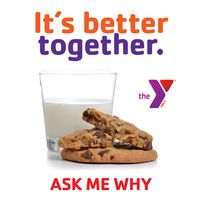 Just like cookies and milk, workouts go better together with someone you know! Refer a friend to the YMCA of Greater Cleveland and you'll both save 20% off your monthly membership rate.