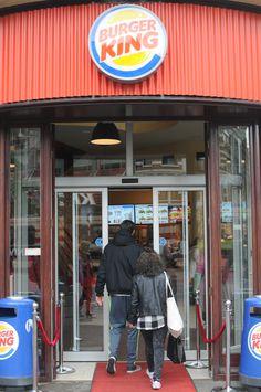 Burger King Spuistraat 72 King, Outdoor Decor