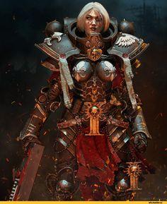Warhammer 40000,warhammer40000, warhammer40k, warhammer 40k, ваха, сорокотысячник,фэндомы,sisters of battle,Ecclesiarchy,Imperium,Империум,Miniatures (Wh 40000)