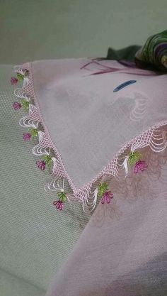 Sewing Case, Thread Jewellery, Needle Lace, Silk Thread, Eminem, Tatting, Needlework, Origami, Embroidery