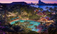Bangkok: From $139 for a Resort Escape with Breakfast and Welcome Drink at Anantara Bangkok Riverside Resort and Spa