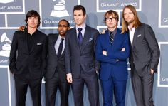 Maroon 5 To Perform At 2014 MTV VMAs For First Time After Past Criticism