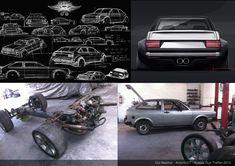 """Check out this @Behance project: """"Volkswagen Gol Bad Ass"""" https://www.behance.net/gallery/48881993/Volkswagen-Gol-Bad-Ass"""