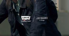 Google anuncia la plataforma Jacquard y Levi's Commuter Trucker Jacket, una campera inteligente