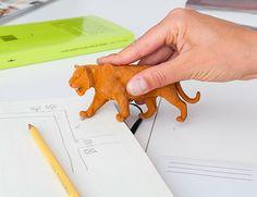 Kikkerland Design Inc » Products » Tiger Eraser