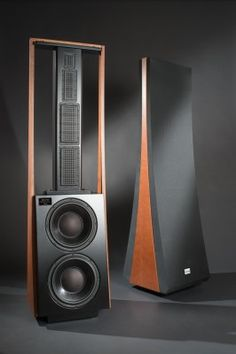 Ultimate Open Baffle Gallery - Page 203 Audiophile Speakers, Hifi Audio, Stereo Speakers, Tower Speakers, Satellite Speakers, Open Baffle Speakers, High End Speakers, High End Audio, Speaker System
