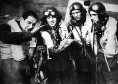 Polish Squadron No. 303, 11 Group.  Battle Of Britain 1940   '...during the course of the month shot down more Germans then any British unit in the same period.' - Air Chief Marshall Dowding.